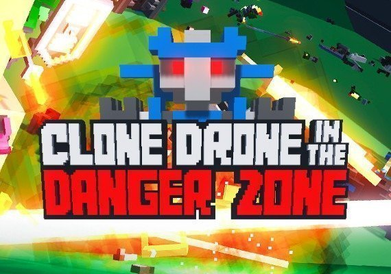 Clone Drone in the Danger Zone US