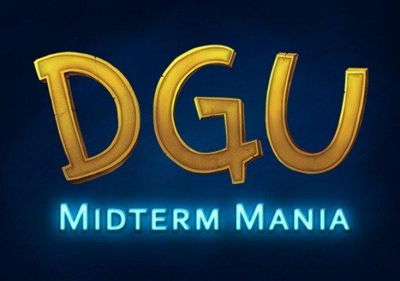 DGU: Death God University - Midterm Mania