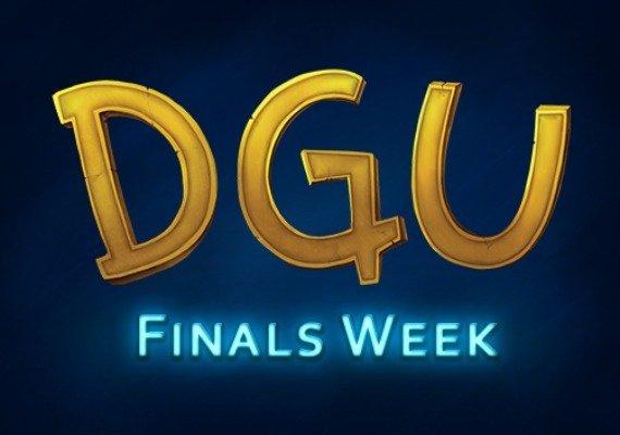 DGU: Death God University - Finals Week
