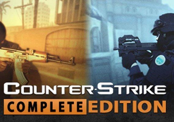 Counter-Strike: Complete - Condition Zero, Global, Source EU