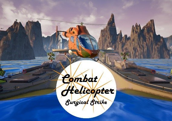 Combat Helicopter: Surgical Strike