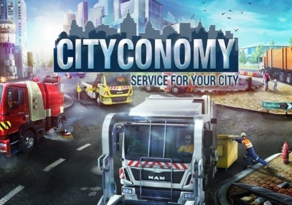 Cityconomy: Service For Your City PL/HU