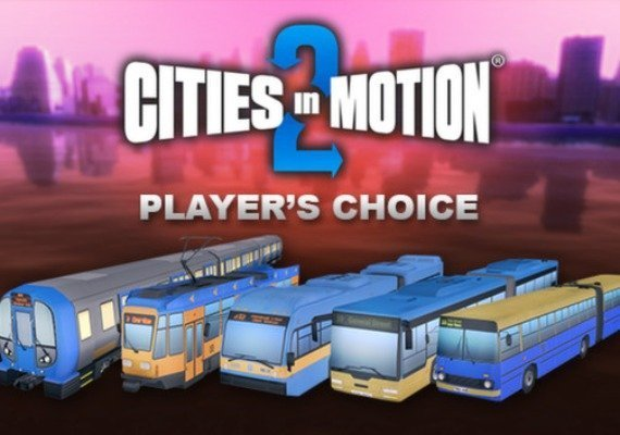 Cities in Motion 2 - Players Choice Vehicle Pack
