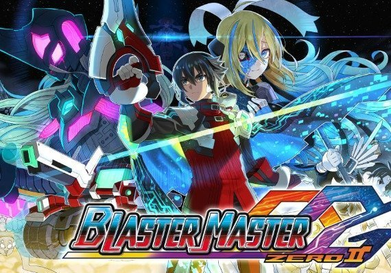 Blaster Master Zero 2 ARG