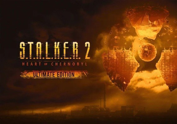 S.T.A.L.K.E.R. 2: Heart of Chernobyl - Ultimate Edition ARG PRE-ORDER