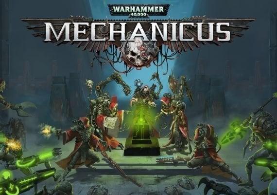 Warhammer 40,000: Mechanicus US