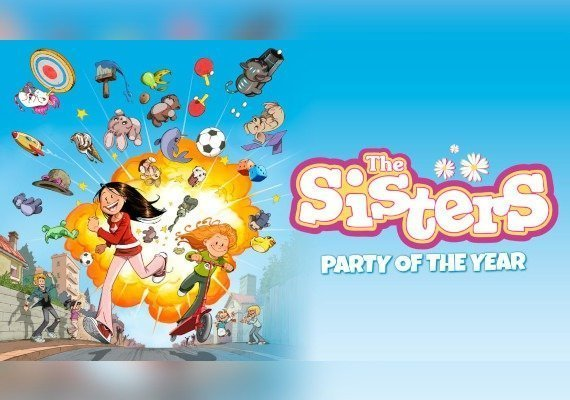 The Sisters: Party of the Year ARG