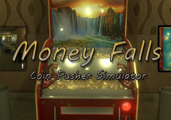 MoneyFalls: Coin Pusher Simulator
