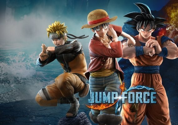 Jump Force - Deluxe Edition EU