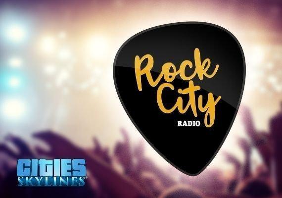 Cities: Skylines - Rock City Radio EMEA/US