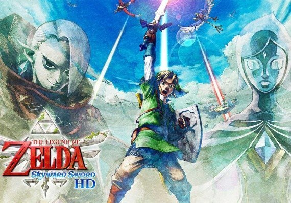 The Legend of Zelda: Skyward Sword HD EU