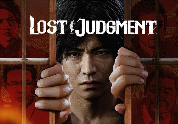 Lost Judgment PRE-ORDER
