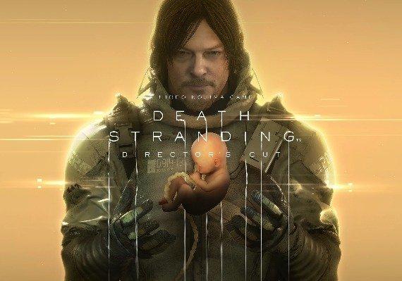 Death Stranding - Director's Cut EU PRE-ORDER