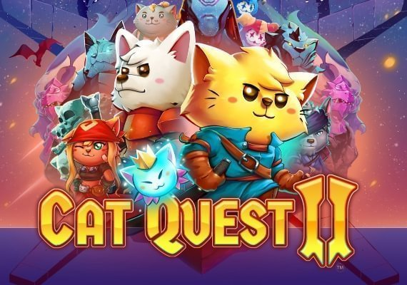 Cat Quest II EU