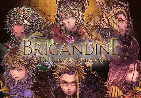 Brigandine: The Legend of Runersia EU PS4