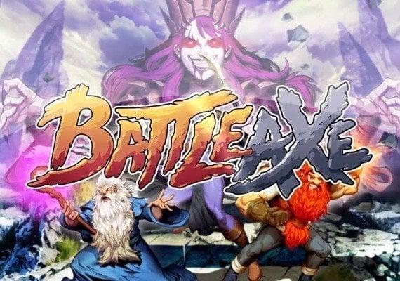 Battle Axe EU PS4