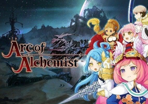 Arc of Alchemist EU PS4