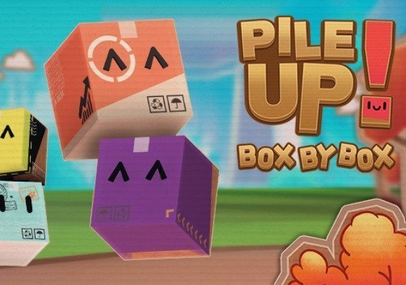 Pile Up! Box by Box ARG PRE-ORDER
