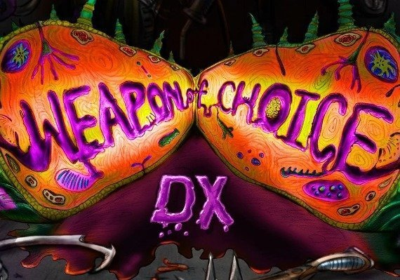 Weapon of Choice DX ARG PRE-ORDER