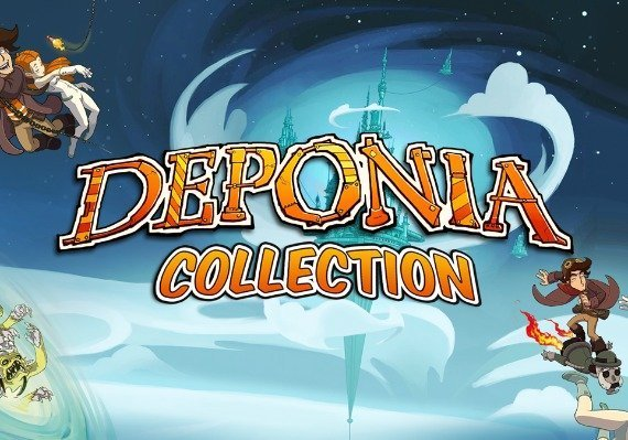 Deponia - Collection