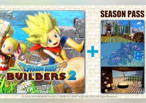 Dragon Quest Builders 2 and Season Pass - Bundle US