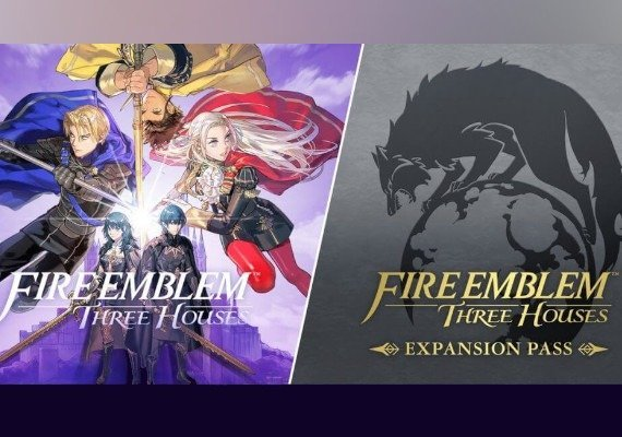 Fire Emblem: Three Houses and Expansion Pass - Bundle US