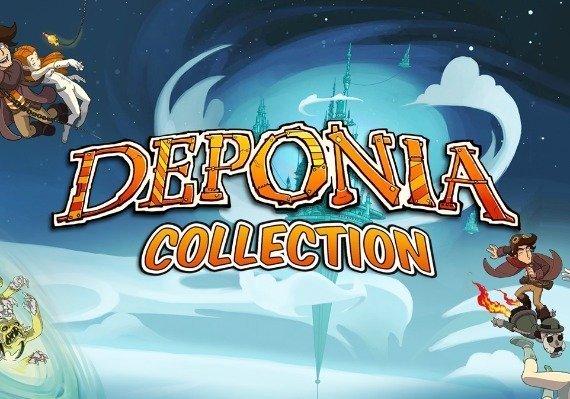 Deponia - Collection EU