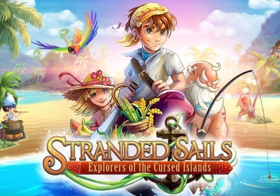 Stranded Sails: Explorers of the Cursed Islands EU
