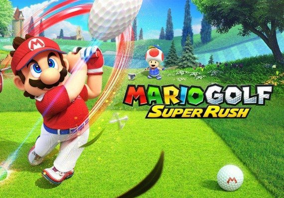 Mario Golf: Super Rush EU