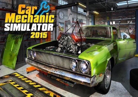 Car Mechanic Simulator 2015 - Gold Edition Upgrade