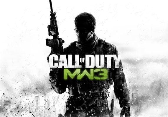 CoD Call of Duty: Modern Warfare 3 MAC