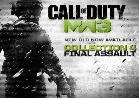 CoD Call of Duty: Modern Warfare 3 - Collection 4 MAC