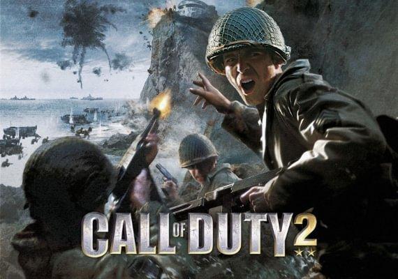 CoD Call of Duty 2 MAC