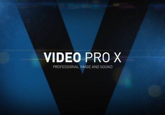 Magix: Video Pro X