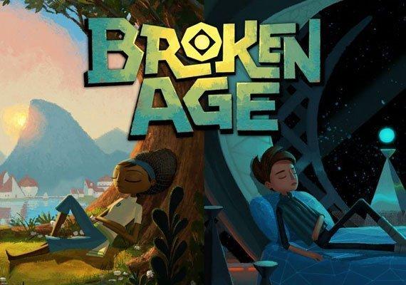 Broken Age EU