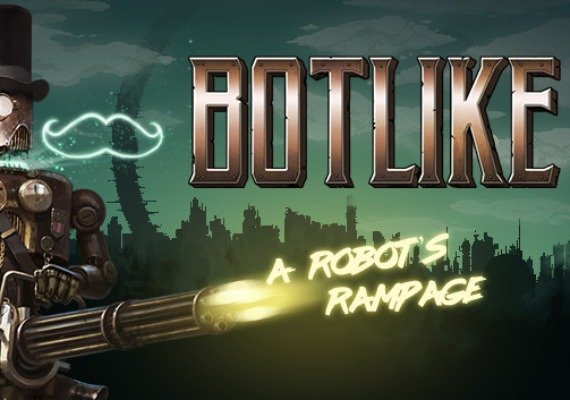Botlike: a robot's rampage