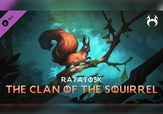 Northgard - Ratatoskr, Clan of the Squirrel