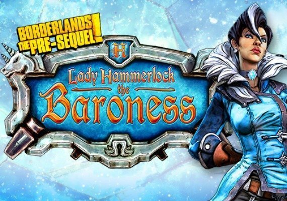 Borderlands: The Pre-Sequel - Lady Hammerlock the Baroness Pack MAC