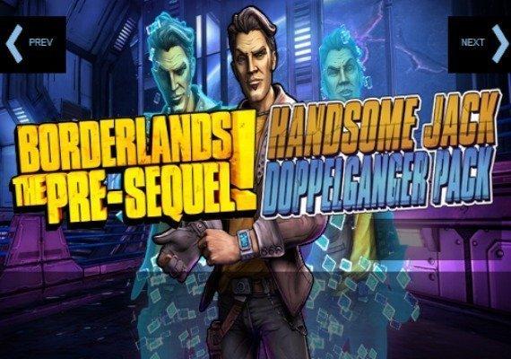 Borderlands: The Pre-Sequel - Handsome Jack Doppelganger Pack MAC