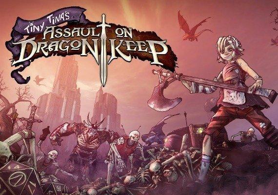 Borderlands 2: Tiny Tina's Assault on Dragon keep MAC