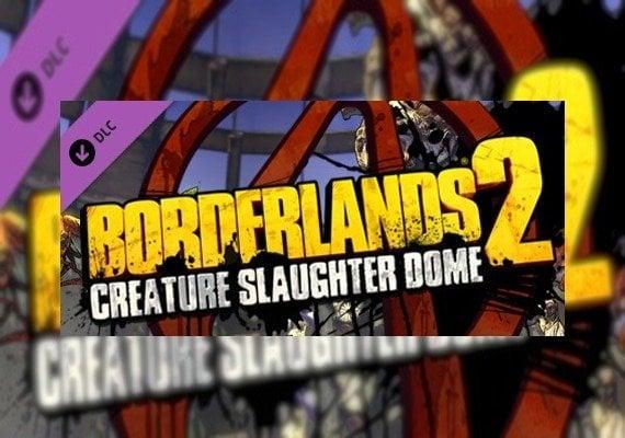 Borderlands 2: Creature Slaughterdome MAC