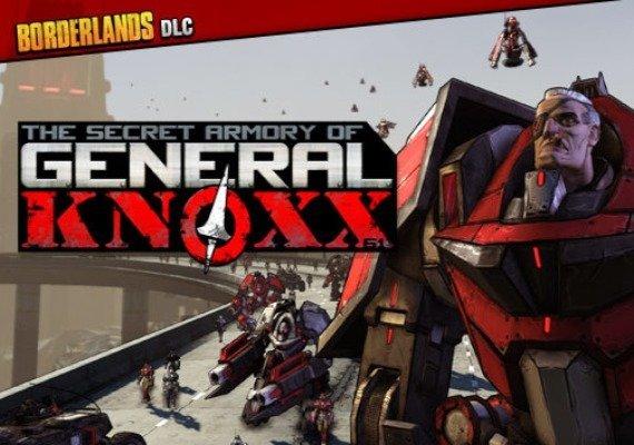 Borderlands: The Secret Armory of General Knoxx EU