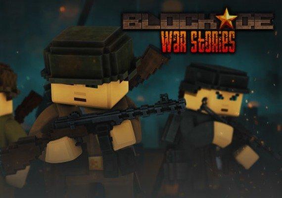 Blockade War Stories