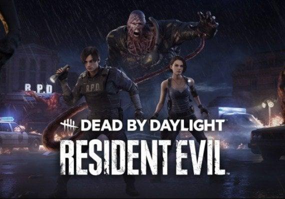 Dead by Daylight: Resident Evil Chapter EU