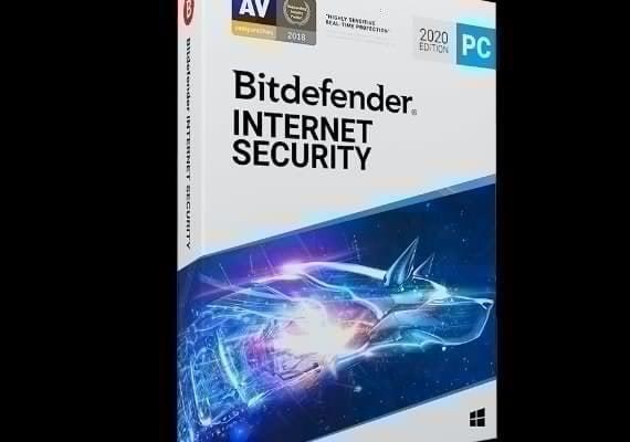 Bitdefender Internet Security 2020 1 Year 5 Dev