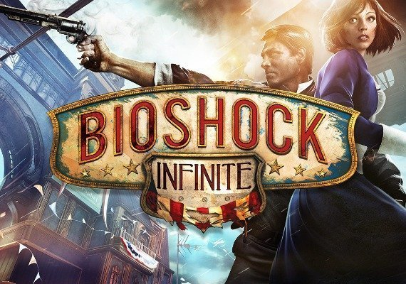 Bioshock Infinite: Columbia's Finest MAC