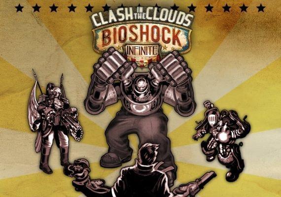 BioShock: Infinite - Clash in the Clouds MAC