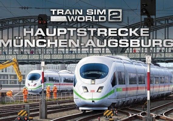Train Sim World 2: Hauptstrecke Munchen - Augsburg EU