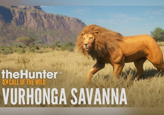 theHunter: Call of the Wild - Vurhonga Savanna EU
