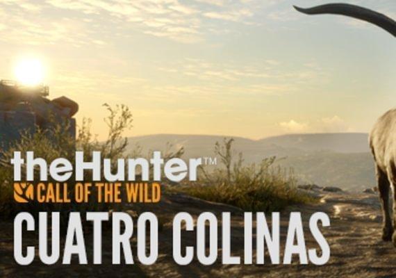 theHunter: Call of the Wild - Cuatro Colinas Game Reserve EU